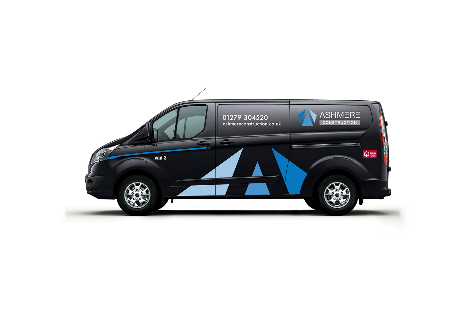 van signage design - essex