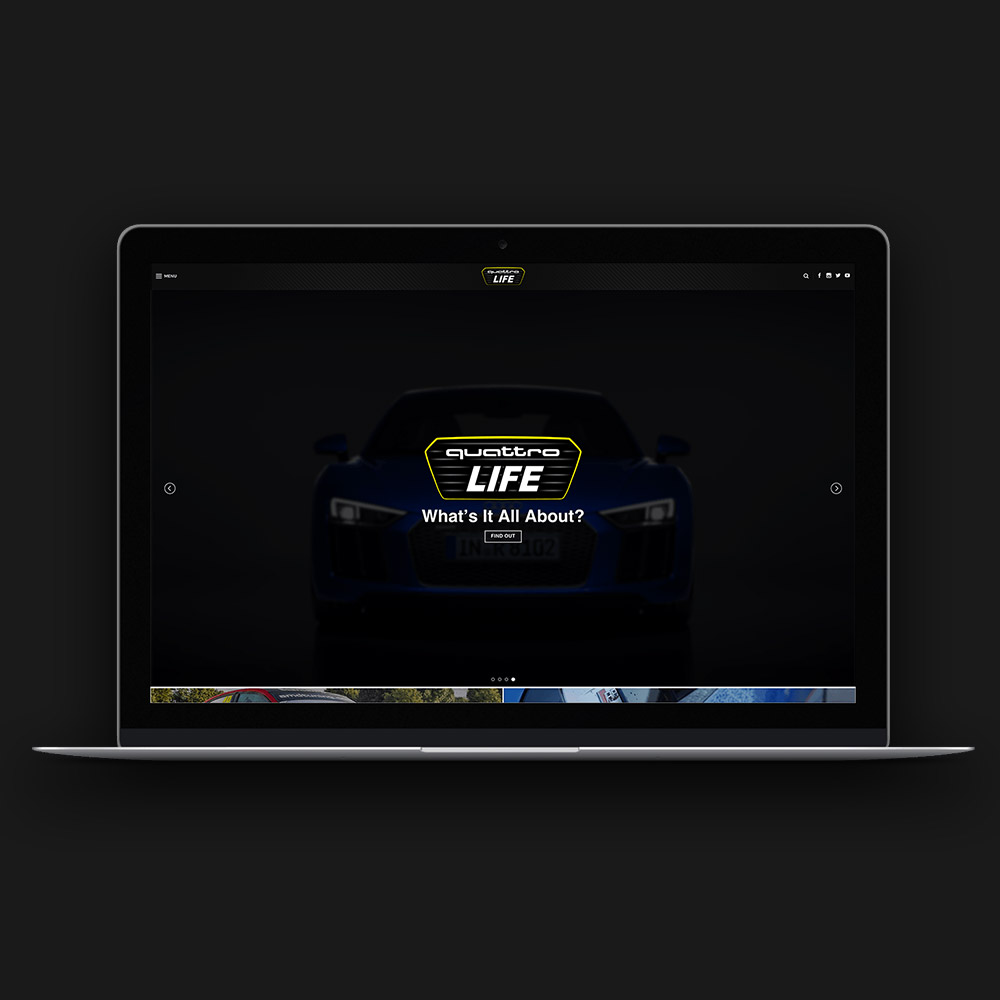 quattro life website