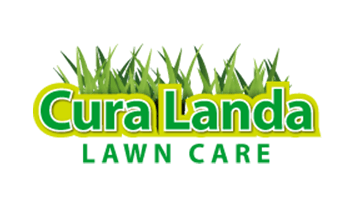 lawn maintenance logo design