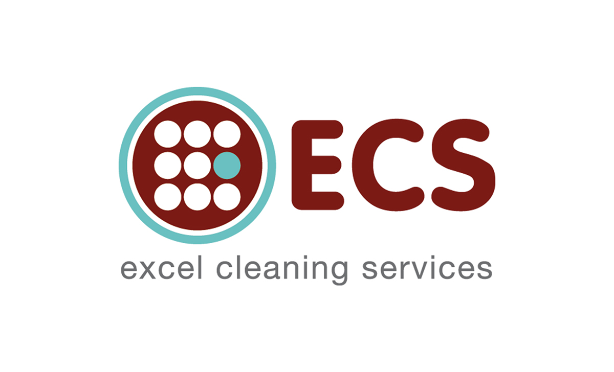 excel window cleaning services Essex logo design