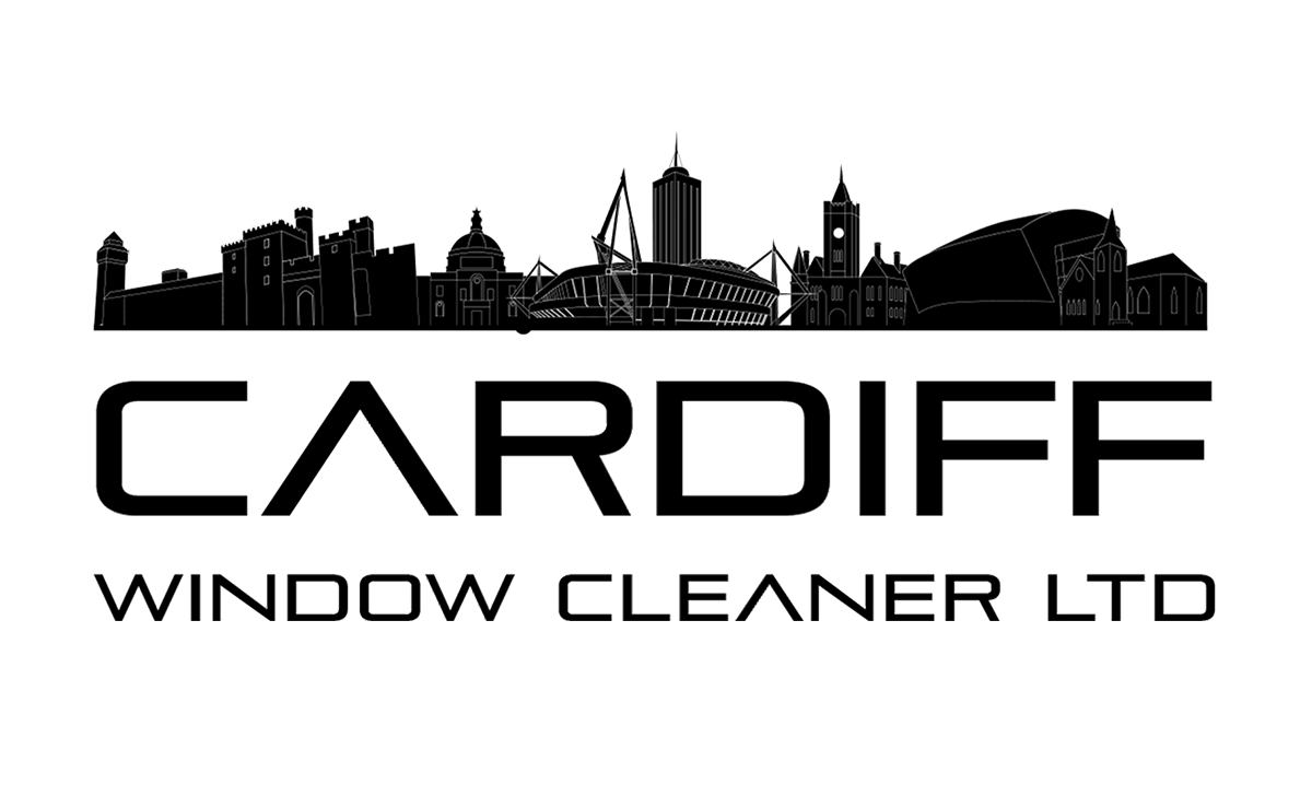 Cardiff window cleaner logo
